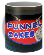 Funnel Cakes Coffee Mug by Skip Willits