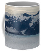 Glacial Panorama Coffee Mug by Mike Reid