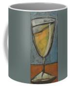 Glass Of White Coffee Mug by Tim Nyberg