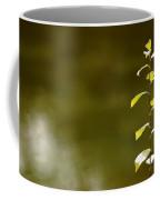 Green Morning Coffee Mug by LeeAnn McLaneGoetz McLaneGoetzStudioLLCcom