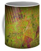 Grunge Background 4 Coffee Mug by Carlos Caetano