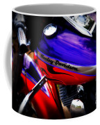 Harley Addiction Coffee Mug by Susanne Van Hulst