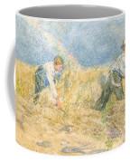 Harvester Coffee Mug by LP Smythe