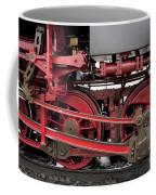 Historical Steam Train Coffee Mug by Heiko Koehrer-Wagner