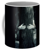 hug Coffee Mug by Joana Kruse