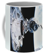 Iss Module Unity Coffee Mug by Science Source