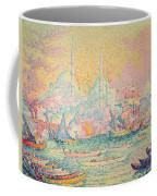 Istanbul Coffee Mug by Paul Signac