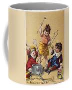 Ivorine Trade Card, C1880 Coffee Mug by Granger