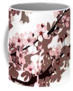 Japanese Blossom  Coffee Mug by Sarah O Toole