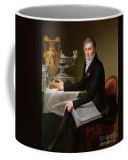 Jean-baptiste-claude Odiot Coffee Mug by Robert Lefevre