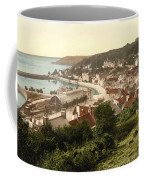 Jersey - Saint Aubins - Channel Islands - England Coffee Mug by International  Images