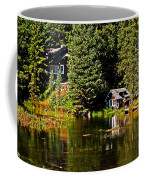 Johnny Sack Cabin II Coffee Mug by Robert Bales