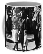 Kennedy Funeral, 1963 Coffee Mug by Granger
