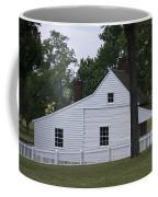 Kitchen And Slave Quarters Appomattox Virginia Coffee Mug by Teresa Mucha