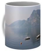 Lago Di Lugano Coffee Mug by Joana Kruse