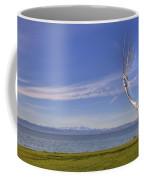 Lake Constace Friedrichshafen Coffee Mug by Joana Kruse