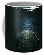 Lake In The Winter Coffee Mug by Joana Kruse