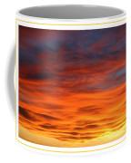 Las Cruces Sunset Coffee Mug by Jack Pumphrey