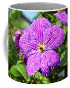 Last Summer Bloom Coffee Mug by Mariola Bitner