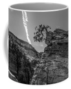 Life On The Edge Coffee Mug by George Buxbaum