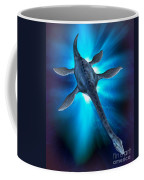 Loch Ness Monster Coffee Mug by Victor Habbick Visions and Photo Researchers