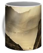 Lost Boat Coffee Mug by Svetlana Sewell