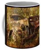 Lost In Time Coffee Mug by Carla Parris