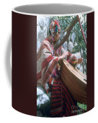 Lute Player Coffee Mug by Photo Researchers, Inc.