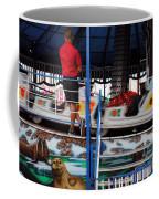 Management Coffee Mug by Skip Willits