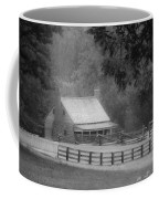 Mariah Wright House Appomattox Virginia Coffee Mug by Teresa Mucha