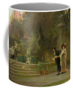 Married For Love Coffee Mug by Marcus Stone