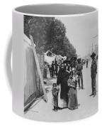 Mexico City - Alameda During Holy Week - C 1906 Coffee Mug by International  Images