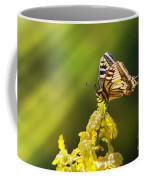 Monarch Butterfly Coffee Mug by Carlos Caetano