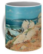 Monterey Coast Coffee Mug by Guy Rose