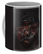 Murder By Jrr Coffee Mug by First Star Art