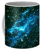 Nebulae In Cygnus Coffee Mug by Science Source