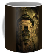 Night Tower Coffee Mug by Svetlana Sewell