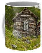Norwegian Timber House Coffee Mug by Heiko Koehrer-Wagner