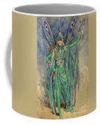 Oberon Coffee Mug by C Wilhelm