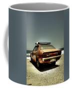 Old Car Coffee Mug by Joana Kruse