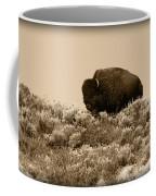 Old Timer Coffee Mug by Shane Bechler