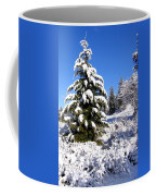 On The Bright Side Coffee Mug by Will Borden