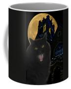 One Dark Halloween Night Coffee Mug by Shane Bechler