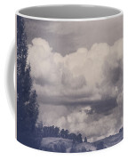 Overwhelmed Coffee Mug by Laurie Search
