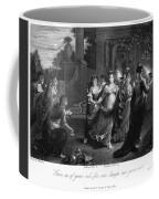 Parable Of Virgins Coffee Mug by Granger