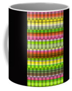 Party Stripe Coffee Mug by Louisa Knight