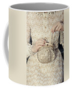 Pearls Coffee Mug by Joana Kruse