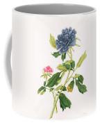 Peony Coffee Mug by Georg Dionysius Ehret