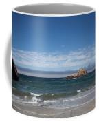 Pfeiffer Beach Coffee Mug by Ralf Kaiser