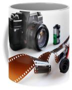 Photography Gear Coffee Mug by Carlos Caetano